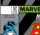 Marvel Premiere Vol 1 52