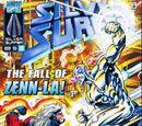 Silver Surfer Vol 3 122