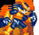 Mega Man Zero 2 sprites