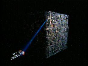 Borg cube destroys the Melbourne.jpg