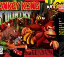 Donkey Kong Country series