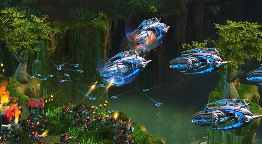starcraft 2 coloring pages - tempest development starcraft and starcraft ii wiki