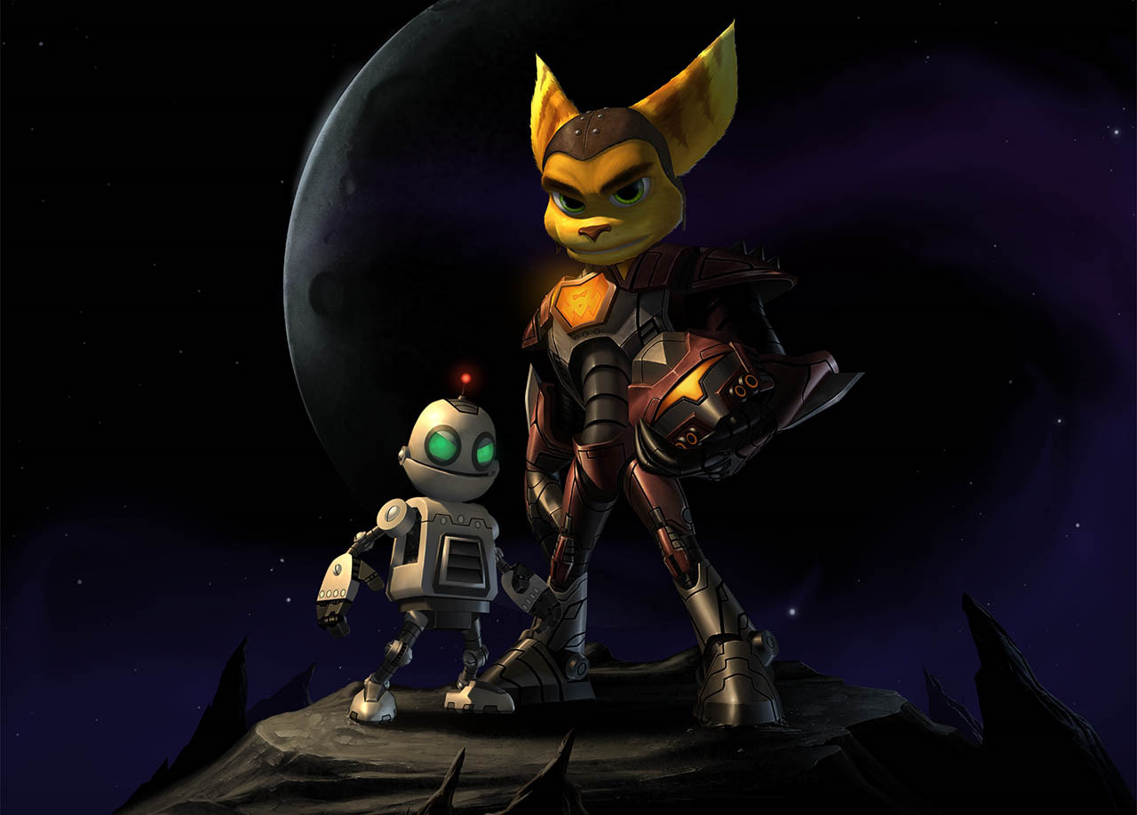 ratchet and clank up your arsenal weapons
