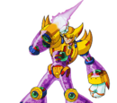 Mega Man X4 Maverick Images