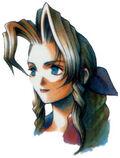 Aeris Portrait