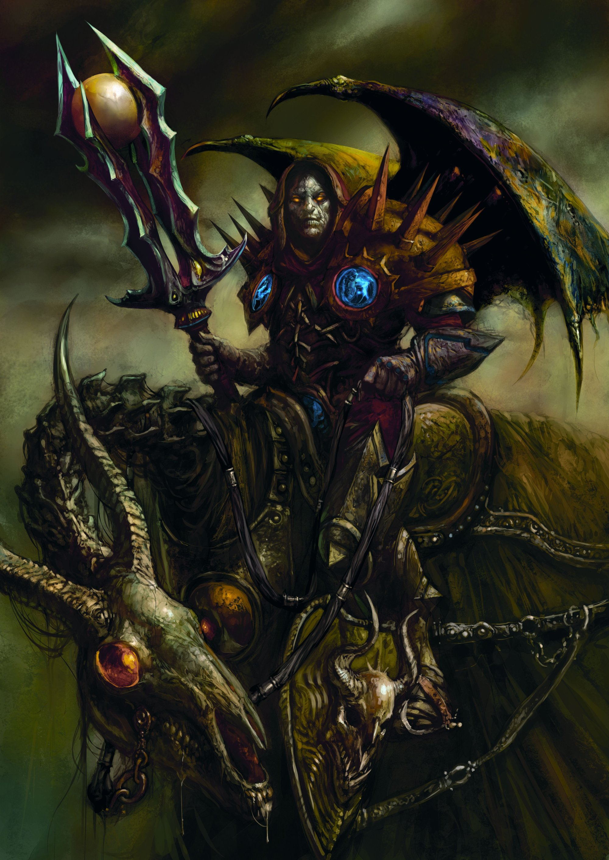 Teron Gorefiend - WoWWiki - Your guide to the World of Warcraft