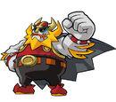 Boss aus Wario Land: The Shake Dimension