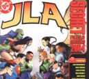 JLA Secret Files and Origins Vol 1 2004