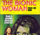 The Bionic Woman Press-out Book
