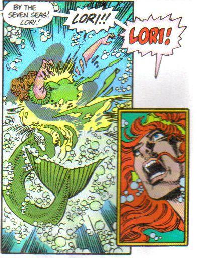 Image - Death of Lori Lemaris 01.jpg - DC Comics Database