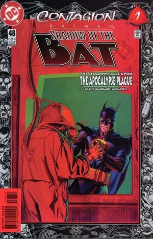 Cover for Batman: Shadow of the Bat #48 (1996)