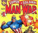 Super-Soldier: Man of War Vol 1 1