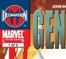 Generation M Vol 1 1
