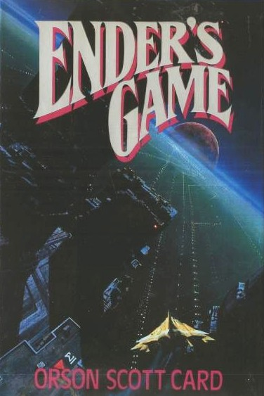 a short summary of orson scott cards book enders game Children of the fleet: orson scott card's best since ender's game  in the growing oeuvre that began with a short story written in xx  the threatened boycott against the enders game film .