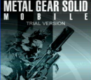Metal Gear Solid Mobile