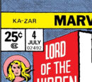Ka-Zar Vol 2 4/Images