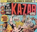 Ka-Zar Vol 2 13/Images