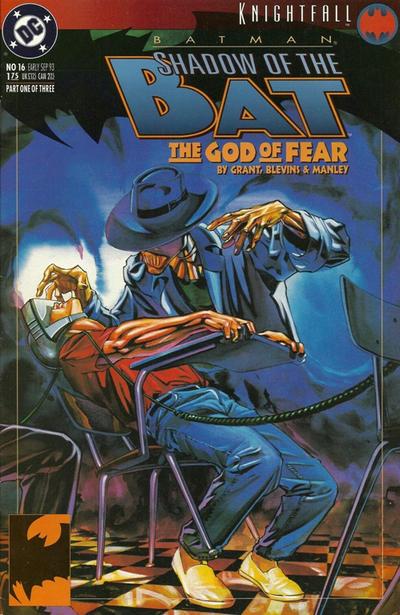 Batman: Shadow of the Bat # 50 Near Mint (NM) DC Comics MODERN AGE
