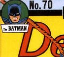 Detective Comics Vol 1 70