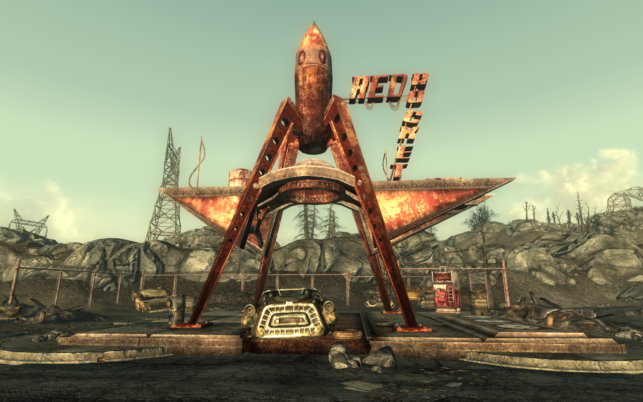 Fallout: New Vegas And More