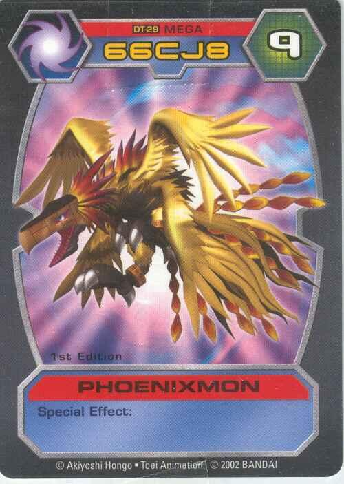 Phoenixmon Card File:phoenixmon dt-29 (dt).jpg