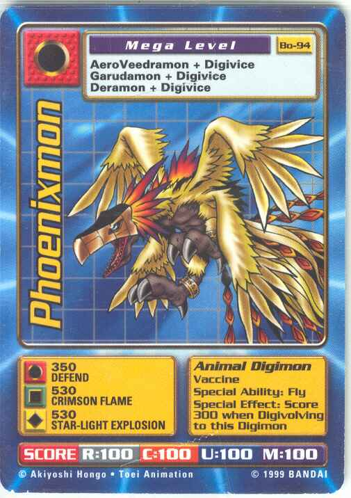 Card:Hououmon - Digimon Wiki: Go on an adventure to tame the frontier ...