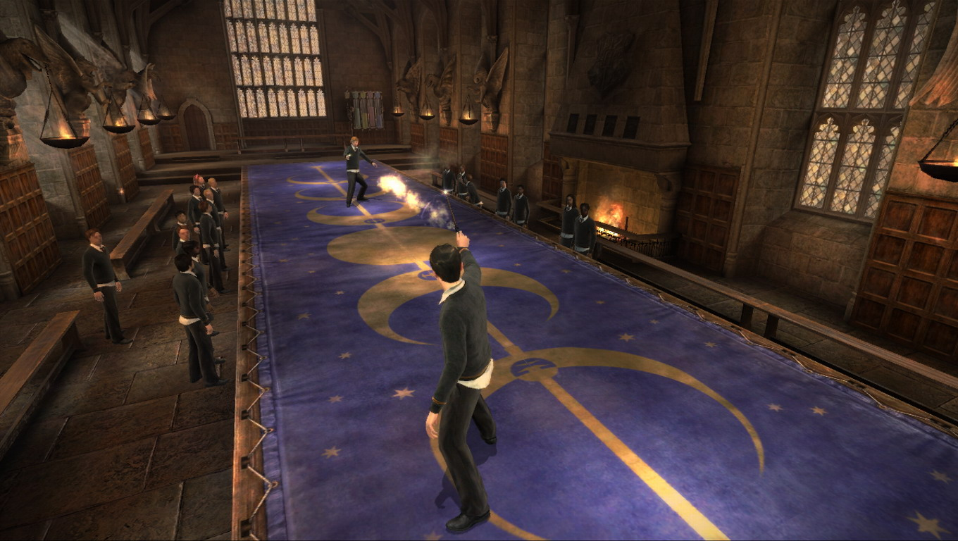 Harry Potter Half-Blood Prince Game