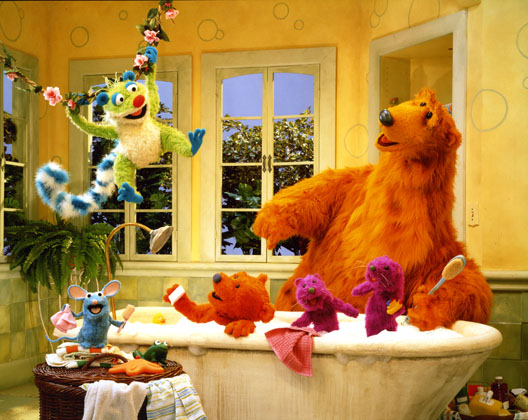 Bear in the Big Blue House - Muppet Wiki