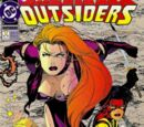 Outsiders Vol 2 1: Omega