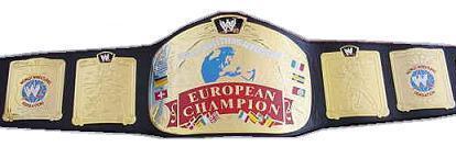 European Championship wwe european championship La