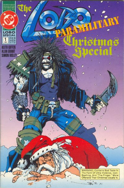 Podcast DC Earth Lobo_Paramilitary_Christmas_Special_1