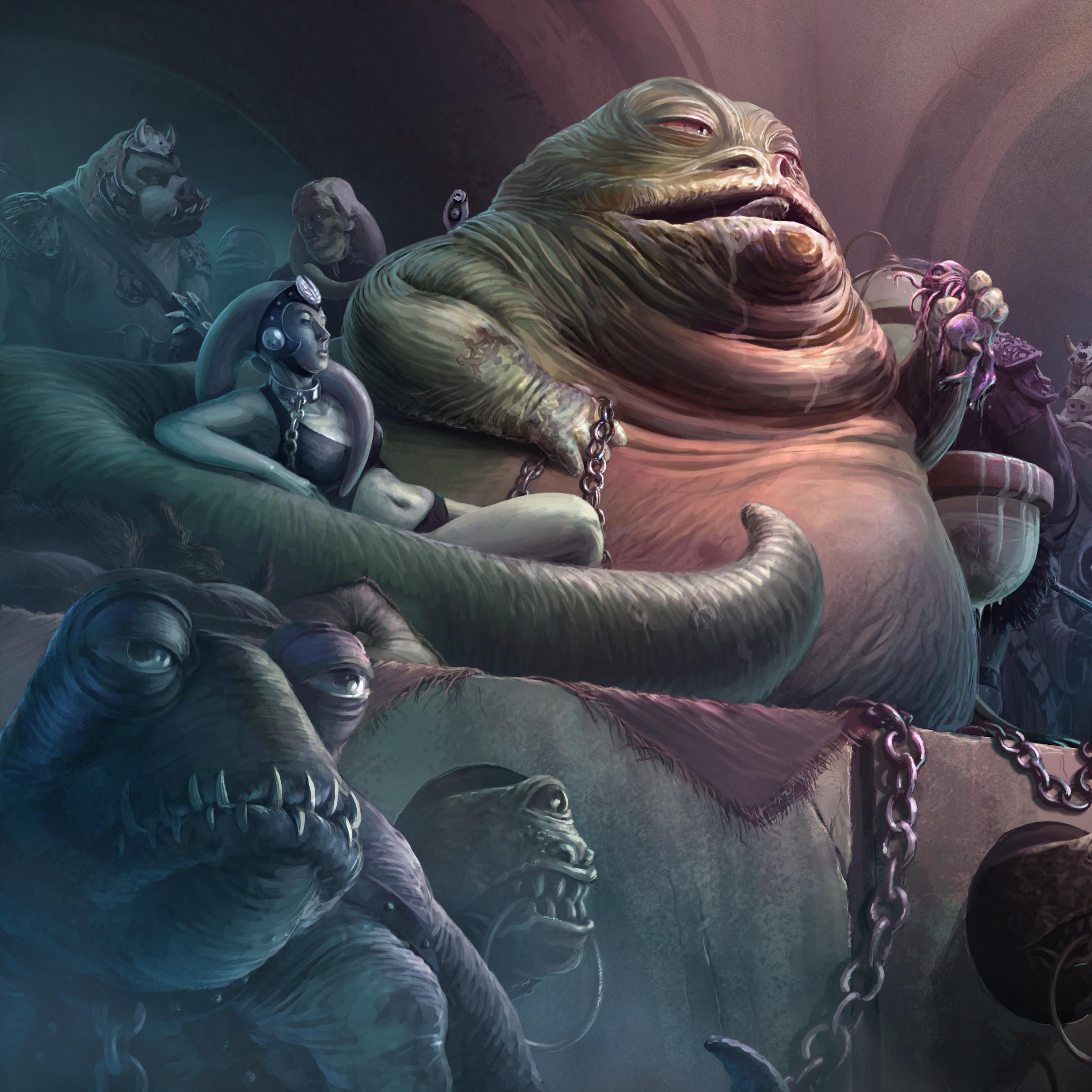 Jabba the Hutt SoCJabba The Hutt Pet