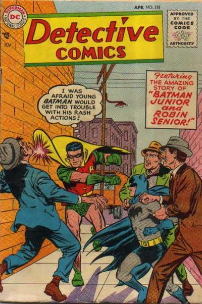 Detective Comics Vol 1 218 Dc Comics Database