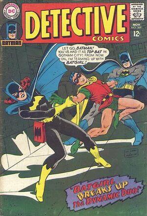 Favorite comic book version of Batgirl? 300px-Detective_Comics_369
