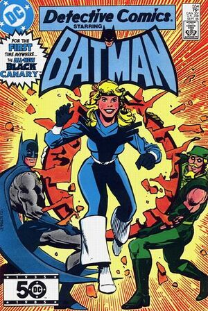 Favourite DC Comics Character (and Why) - Page 3 300px-Detective_Comics_554