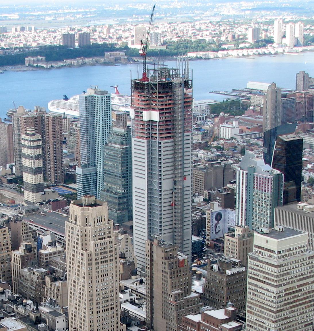 New York Times Building – Budowle i wieżowce