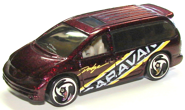Dodge Caravan Hot Wheels Wiki
