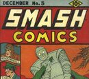 Smash Comics Vol 1 5