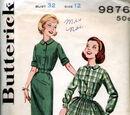Butterick 9876