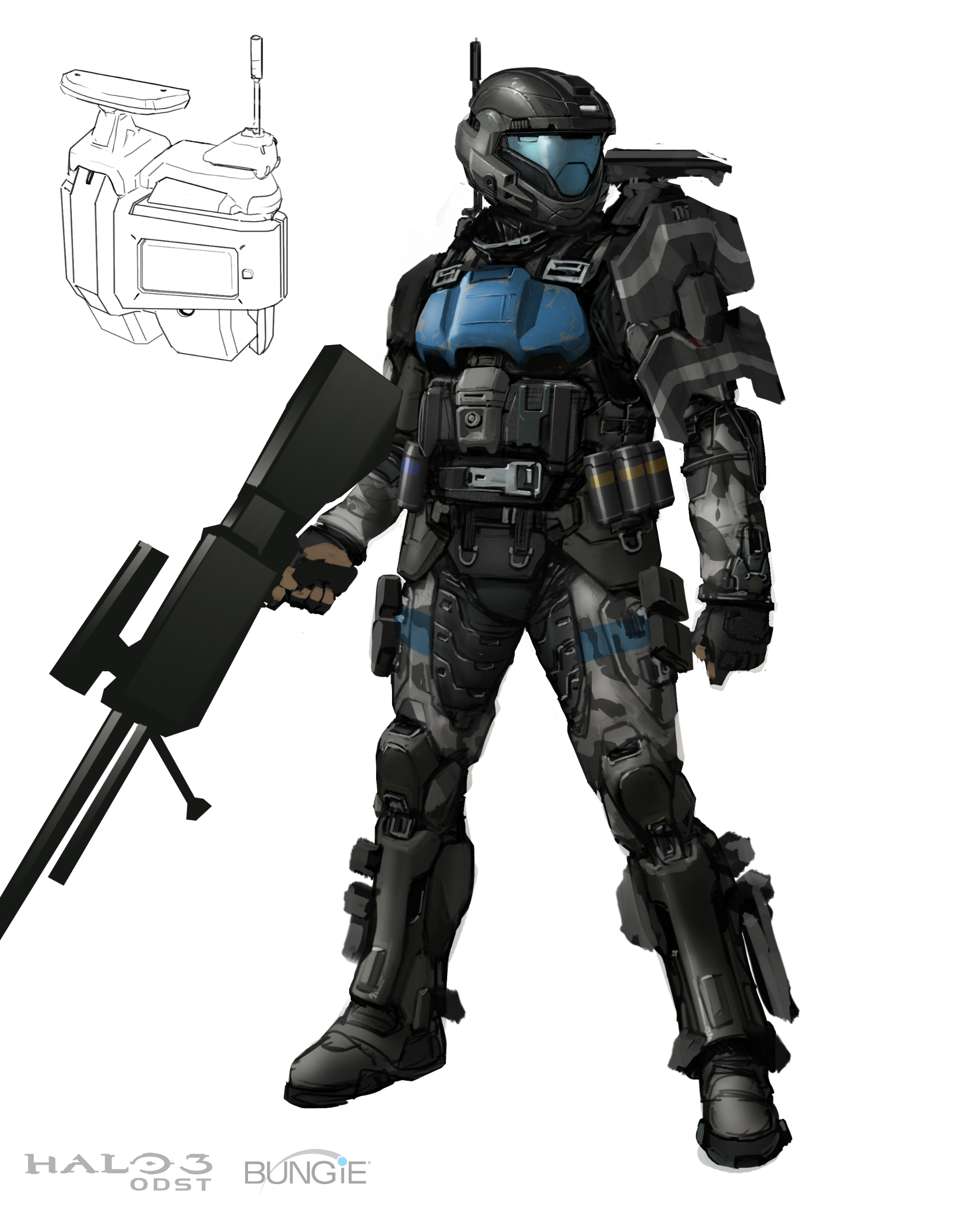 Halo Odst Pc