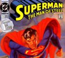 Superman: Man of Steel Vol 1