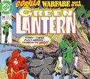 The Flash/Green Lantern: Gorilla Warfare