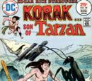 Korak Son of Tarzan Vol 1 58