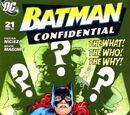 Batman Confidential Vol 1 21