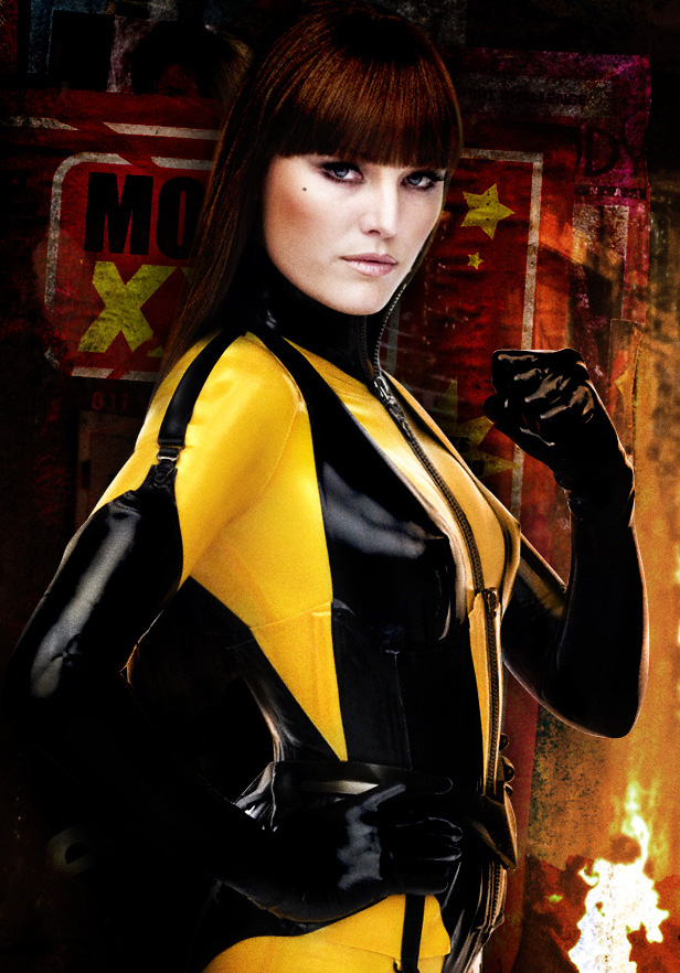 Laurie Juspeczyk - Watchmen Wiki - the graphic novel and ... Watchmen Characters Silk Spectre