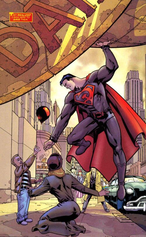 Red Son Zod Superman Red Son/gallery dc