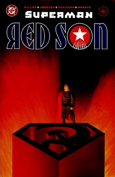 Russian Superman Red Son Superman Red Son 1