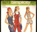 Simplicity 9273