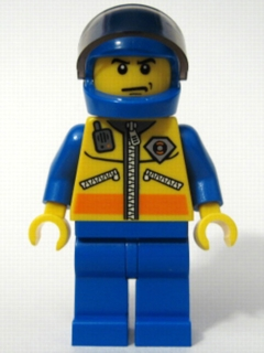 Coast Guard Minifigure Brickipedia The Lego Wiki