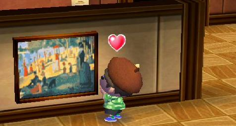 Calm Painting Animal Crossing Wiki